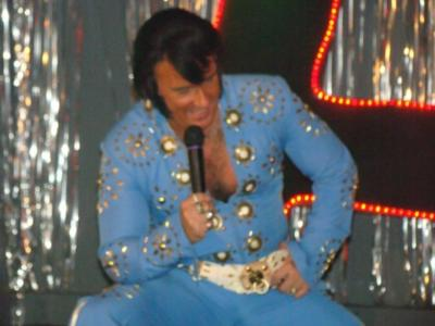 Chuck Ayers Charlottes Voice Of Elvis   | Charlotte, NC | Elvis Impersonator | Photo #5