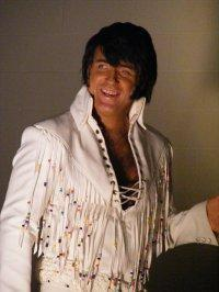 Chuck Ayers Charlottes Voice Of Elvis   | Charlotte, NC | Elvis Impersonator | Photo #17