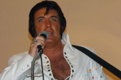 Chuck Ayers Charlottes Voice Of Elvis | Charlotte, NC | Elvis Impersonator | Photo #3
