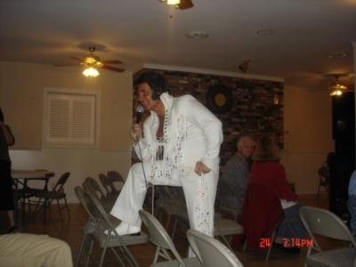 Chuck Ayers Charlottes Voice Of Elvis   | Charlotte, NC | Elvis Impersonator | Photo #9