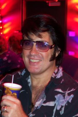 Chuck Ayers Charlottes Voice Of Elvis | Charlotte, NC | Elvis Impersonator | Photo #2