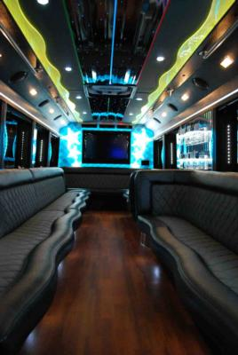 Absolute Dream Limousines | Oak Forest, IL | Party Bus | Photo #8