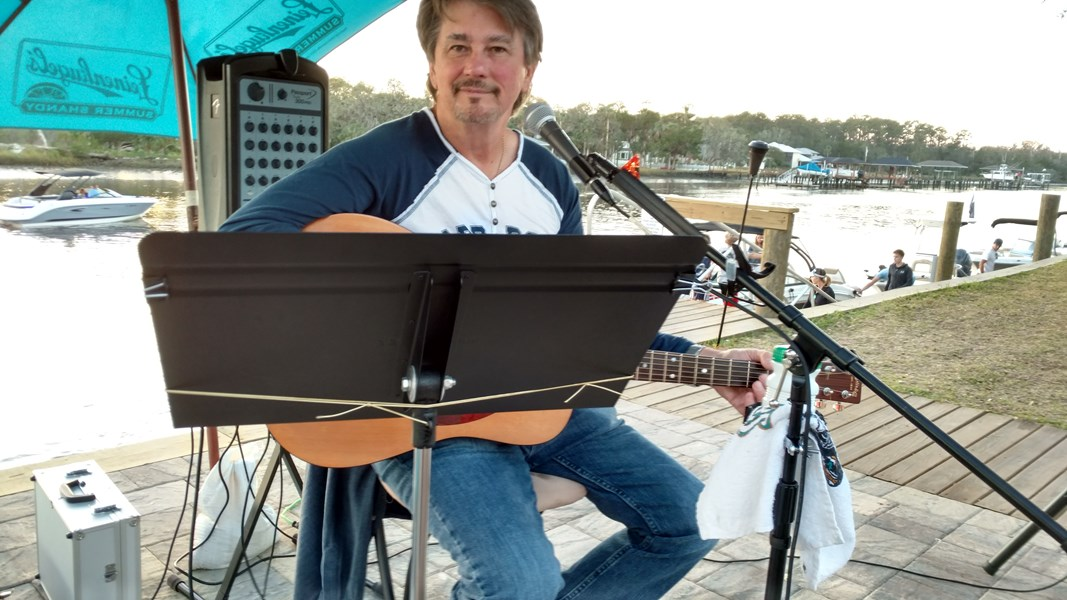 Gary Coulliette - Acoustic Guitarist - Ponte Vedra Beach, FL