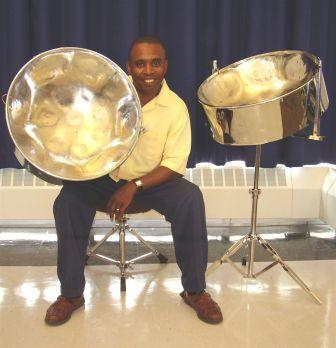 Ricky K. Micou | Suffolk, VA | Steel Drum | Photo #1
