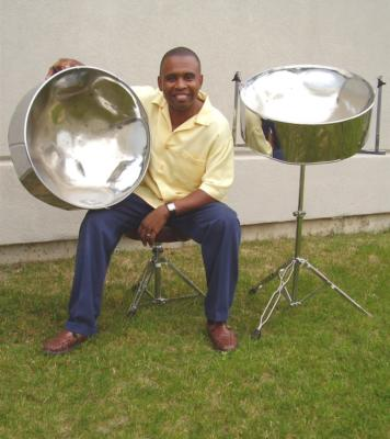 Ricky K. Micou | Suffolk, VA | Steel Drum | Photo #4