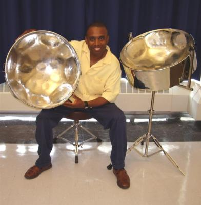 Ricky K. Micou | Suffolk, VA | Steel Drum | Photo #5