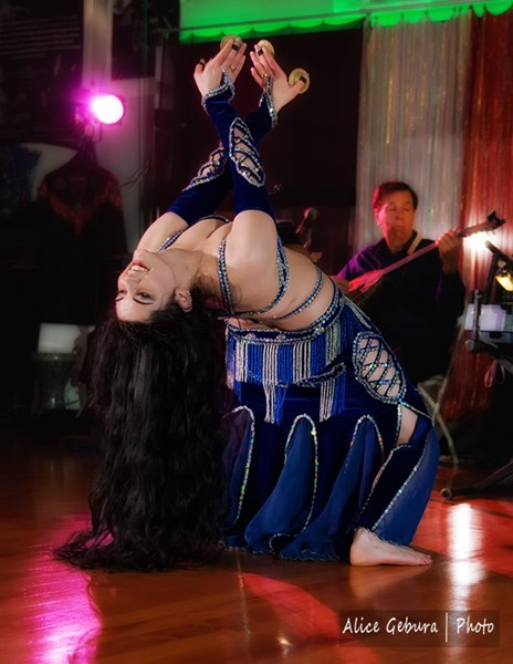 Aslahan - Belly Dancer - Arlington, MA
