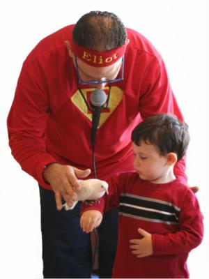 Eliot The Super Hero Magic Man | Old Bridge, NJ | Magician | Photo #10