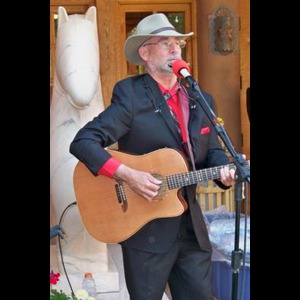 Santa Fe Blues Singer | David McCulloch