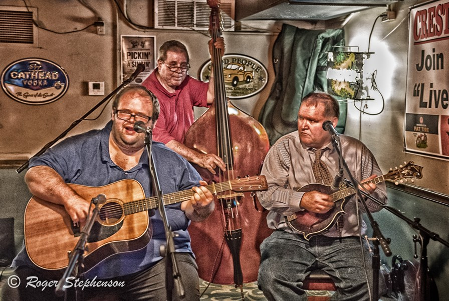Allen Tolbert Unit - Bluegrass Band - Birmingham, AL