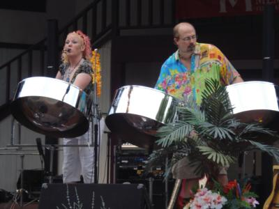 The CalypsoNuts | Pensacola, FL | Steel Drum Band | Photo #9