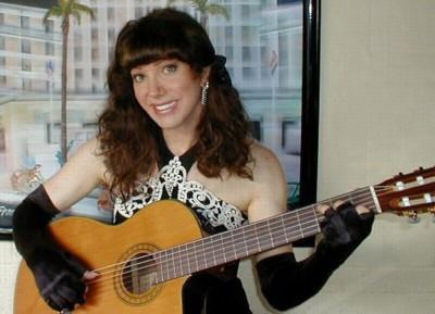 Victoria Rose | San Diego, CA | Classical Acoustic Guitar | Photo #3