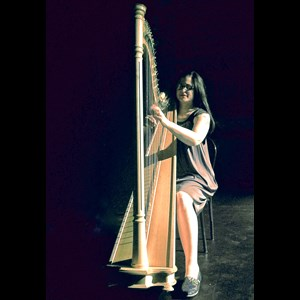 New York City, NY Harpist | Amelia Theodoratus