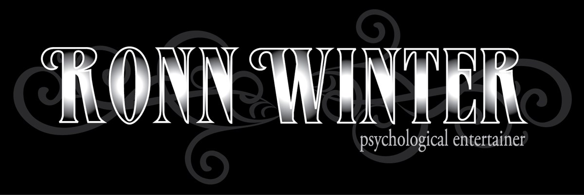Ronn Winter - Magic and Mentalism
