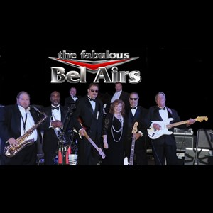 Great Falls Motown Band | The Fabulous Bel Airs