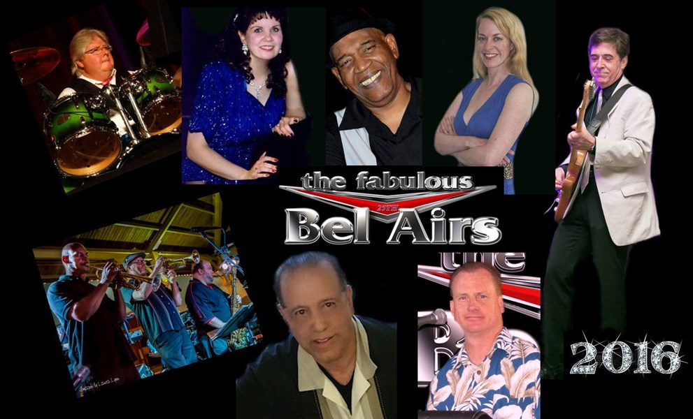 The Fabulous Bel Airs - Motown Band - Reston, VA
