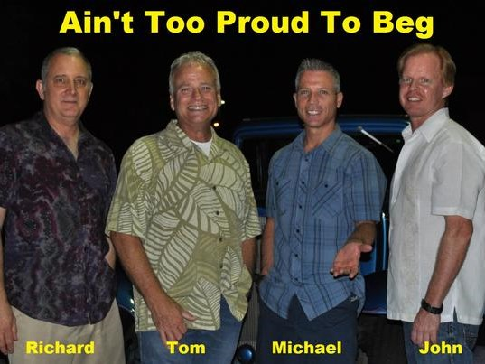Ain't Too Proud To Beg - Motown Band - Jacksonville, FL