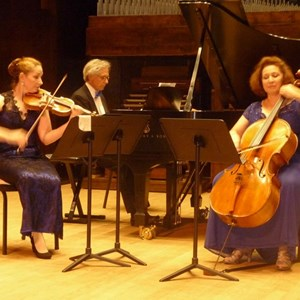 Knoxville, TN Chamber Music Trio | Alicia Randisi, Trilllium; a piano trio