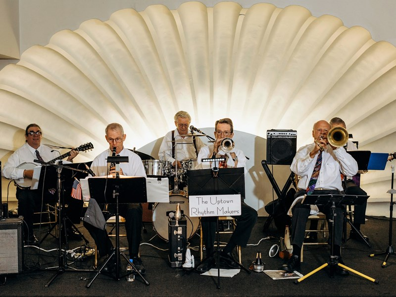 The Uptown Rhythm Makers - Dixieland Band - San Diego, CA