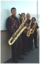 Quartette Barbette | Portland, OR | Woodwind Ensemble | Photo #6