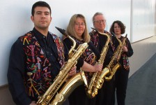 Quartette Barbette | Portland, OR | Woodwind Ensemble | Photo #8
