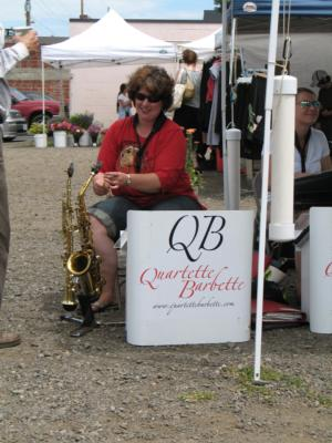 Quartette Barbette | Portland, OR | Woodwind Ensemble | Photo #10