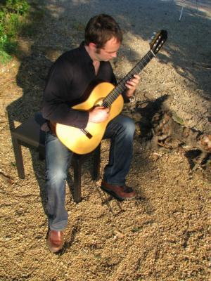 Chris Wyton | Winchester, VA | Classical Guitar | Photo #4