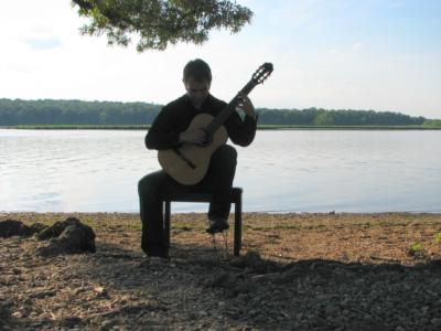 Chris Wyton | Winchester, VA | Classical Guitar | Photo #2