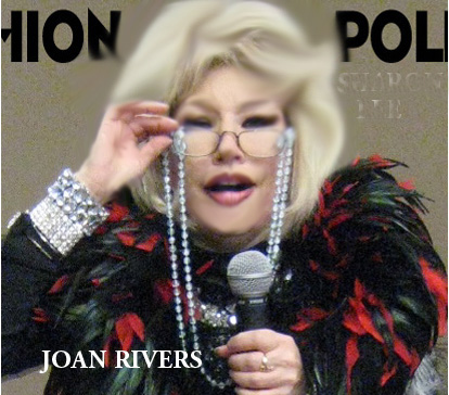 Joan Rivers, Marilyn Monroe, Madonna, Sonny & Cher - Joan Rivers Impersonator - Philadelphia, PA