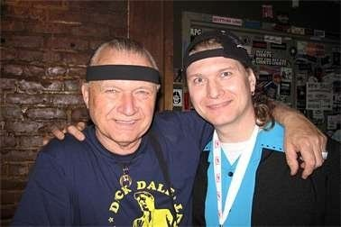 KB and Dick Dale!