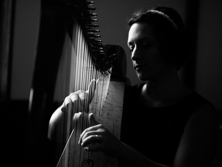 Eryn Jones Fuson - Harpist - Raleigh, NC