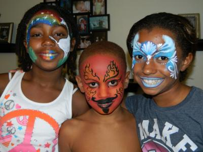 Let's Plan A Party, Llc | Wesley Chapel, FL | Face Painting | Photo #6