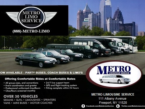 Metro Limousine Service - Party Limo - Freeport, NY