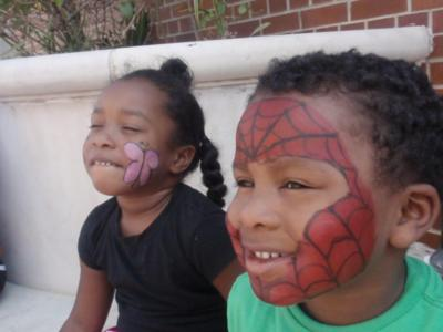 Auntie Kay Kay | Philadelphia, PA | Face Painting | Photo #20