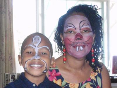 Auntie Kay Kay | Philadelphia, PA | Face Painting | Photo #10