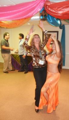 Dinner And A Dance | Lodi, NJ | Belly Dancer | Photo #16