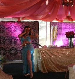 Dinner And A Dance | Lodi, NJ | Belly Dancer | Photo #4