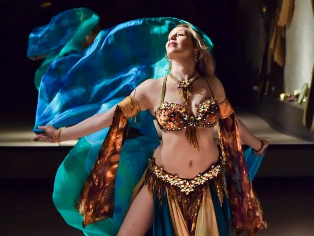 Safiya Nawaar -Kentucky's Premier Dance Artist  - Belly Dancer - Lexington, KY