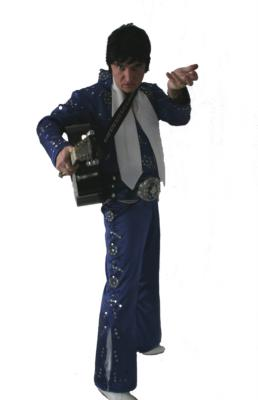Velvet Elvis | Buffalo, NY | Elvis Impersonator | Photo #1