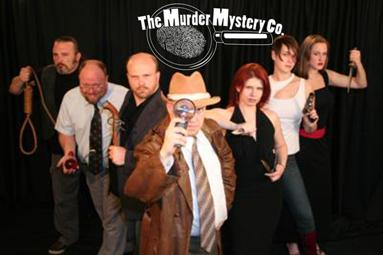 The Murder Mystery Company | New York, NY | Murder Mystery Entertainment | Photo #18