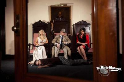 The Murder Mystery Company | New York, NY | Murder Mystery Entertainment | Photo #14