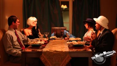 The Murder Mystery Company | New York, NY | Murder Mystery Entertainment | Photo #3