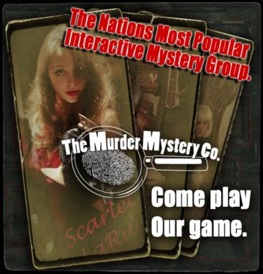 The Murder Mystery Company | New York, NY | Murder Mystery Entertainment | Photo #17