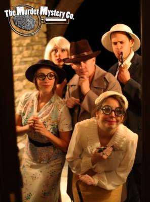 The Murder Mystery Company | New York, NY | Murder Mystery Entertainment | Photo #16