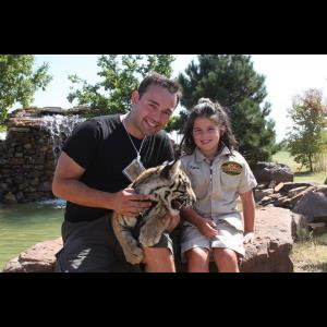 Tiger Safari / Zoo To You / Birthday's - Animal For A Party - Tuttle, OK
