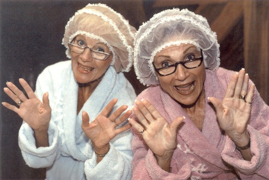 Two Grandmas From Brooklyn - Broadway Duo - Van Nuys, CA