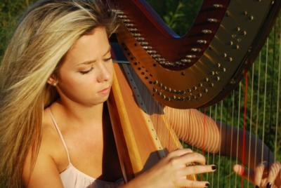 Toryn Olson - Harpist | Oklahoma City, OK | Harp | Photo #1