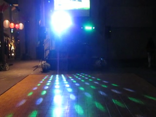 Discosapien DJs | Denver, CO | DJ | High School Prom Lighting Demo