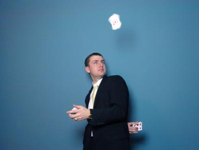 Magical Excellence: Samuel Gherman | Jersey City, NJ | Magician | Photo #1