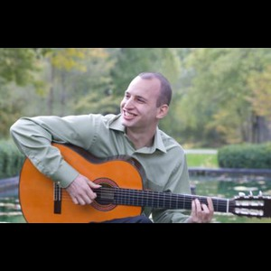 Prince Albert Classical Guitarist | Jim Perona